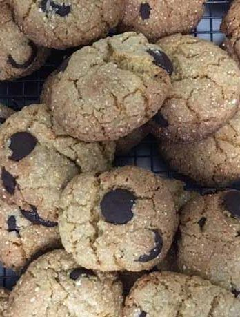 Chocolate Chip Cookies baking mix